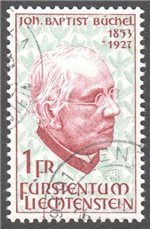 Liechtenstein Scott 429 Used